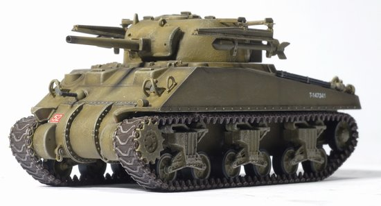 Танк Sherman Mk.V 'Tulip', 1st Armored Battalion Coldstream
