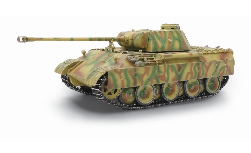 Модель ТАНК PANTHER D LATE 1./PZ.RGT.24 FRANCE 1944