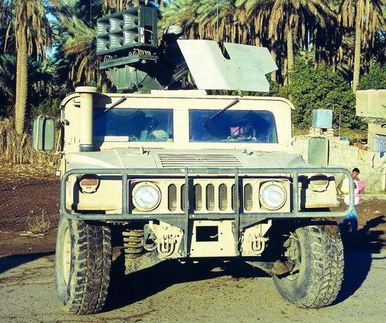 Сборная модель Автомобиль M1035+M1069