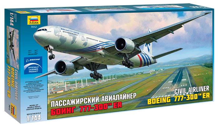 Сборная модель Боинг 777-300 ER