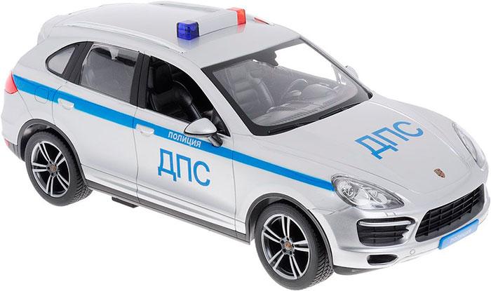 Настольная игра Машина р/у 1:14 Porsche Cayenne Turbo (Полиция)