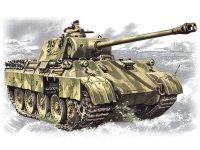 Сборная модель Германский танк «Пантера»