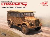 Сборная модель L1500A с поднятым тентом, Германский армейский автомобиль II