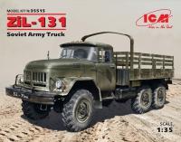 Сборная модель ЗиЛ-131, Советский армейский грузовой автомобиль