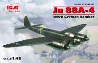 Модель Ju 88A-4, Германский бомбардировщик ІІ МВ