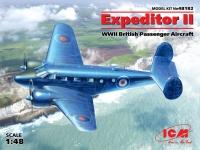Сборная модель Expeditor II, Британский пассажирский самолет ІІ МВ