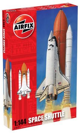Модель Космический челнок или спейс шаттл (Space Shuttle)