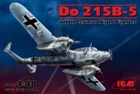 Do 215 B-5, Германский ночной истребитель ІІ МВ