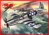 Сборная модель Mustang P-51K - Американский истребитель II MB - Американски