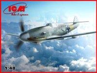 Сборная модель Bf 109F-4/R6 - Германский истребитель II MB