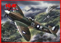 Spitfire Mk. VIII - Британский истребитель ІІ МВ