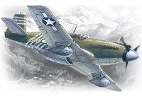 Модель Mustang P-51A