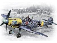 Модель Bf 109F-2