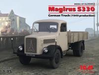 Модель Magirus S330, Германский грузовой автомобиль (производства 1