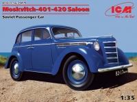 Модель Москвич-401-420 седан, Отечественный пассажирский автомобиль