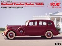 Модель Packard Twelve (серии 1408), Американский пассажирский автом