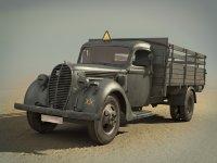 Модель G917T (производства 1939 г.) Германский армейский грузовой а