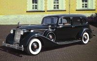 Модель Packard Twelve (Модель 1936), Автомобиль советского руководс