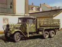 Сборная модель Henschel 33D1, Германский армейский грузовой автомобиль II М