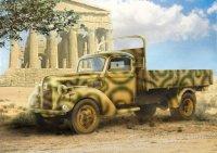 Сборная модель V3000S (производства 1941 г.), Германский армейский грузовик