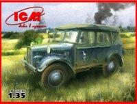 Сборная модель le.gl.Einheits-Pkw (Kfz.1) Германский армейский автомобиль I