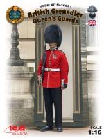 Сборная модель Гренадер Королевской Гвардии Великобритании