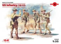 Сборная модель Пехота США (1917 г.)
