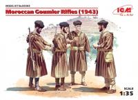 Модель Марокканские гумьеры (1943 г.)