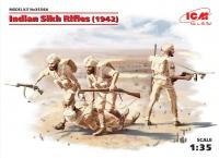 Сборная модель Индийские сикхские стрелки (1942 г.)