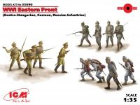 Сборная модель Восточный фронт І МВ