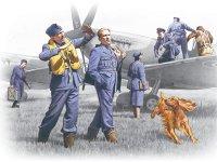 Модель Пилоты и техники ВВС Великобритании (1939-1945)