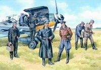 Пилоты и техники ВВС Германии (1939-1945)