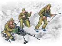 Сборная модель Советский спецназ (1979-1988)