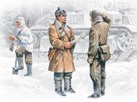 Сборная модель Советская пехота (1939-1942)