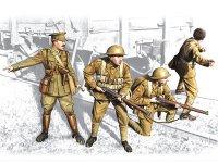 Сборная модель Британская пехота (1917-1918)
