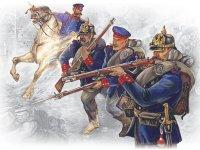 Модель Прусская линейная пехота (1870-1871)