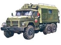 Сборная модель ЗиЛ-131
