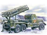 Сборная модель БМ-24-12