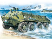 Модель БТР-60П