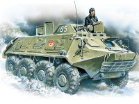 Модель БТР-60ПБ