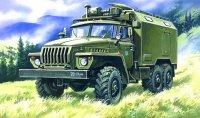 Модель УРАЛ-375A