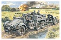 Krupp L2H143 Kfz.69 c пушкой Раk 36
