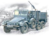 Сборная модель Krupp L2H143 Kfz.70
