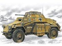 Сборная модель Sd.Kfz.222