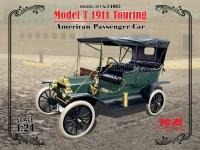Сборная модель Model T 1911 Touring, Американский пассажирский автомобиль
