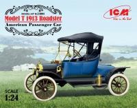 Сборная модель Model T Roadster 1913, Американский пассажирский автомобиль