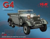 Сборная модель Typ G4 (производства 1935г.), Автомобиль германского руковод