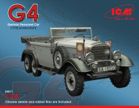 Typ G4 (производства 1935г.), Автомобиль германского руковод