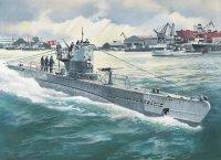 Модель Тип IIB (1943 г.) Германская подводная лодка