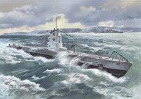 Модель U-Boat Type IIB (1939) - Германская подводная лодка